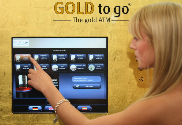 Corporate Business「Berlin's First 'Gold To Go' Vending Machine」:写真・画像(19)[壁紙.com]