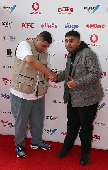 Spark Arena「2019 Vodafone New Zealand Music Awards - Arrivals」:写真・画像(10)[壁紙.com]