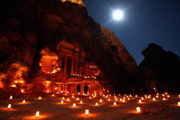 Jordan - Middle East「Salute Petra: Luciano Pavaotti Memorial」:写真・画像(4)[壁紙.com]