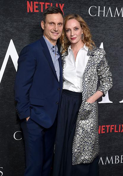 "Blue Blazer「Netflix's ""Chambers"" Season 1 New York Premiere」:写真・画像(8)[壁紙.com]"