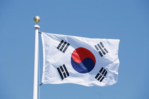 Pole「Flag of South Korea」:スマホ壁紙(18)