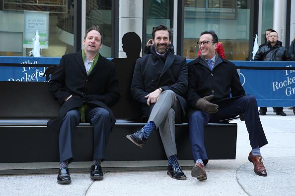 Executive Producer「AMC Mad Men Bench Unveiling」:写真・画像(6)[壁紙.com]
