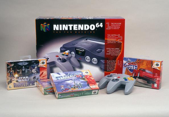 1996「Nintendo 64」:写真・画像(13)[壁紙.com]