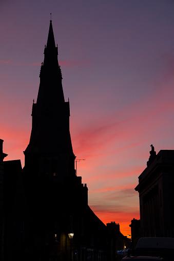 Outdoors「Stamford at Sunset」:スマホ壁紙(13)
