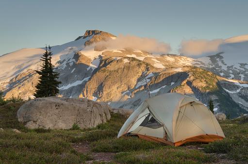 North Cascades National Park「Backcountry camp North Cascades National Park」:スマホ壁紙(19)