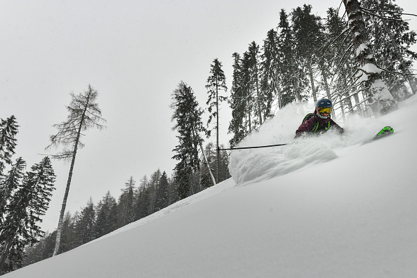 Winter Sport「Austria And Southern Germany Inundated With More Snow」:写真・画像(14)[壁紙.com]