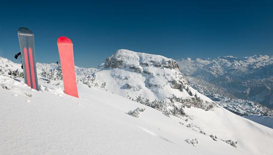 スノーボード「バックカントリースキースノーボード(XXXL」:スマホ壁紙(0)