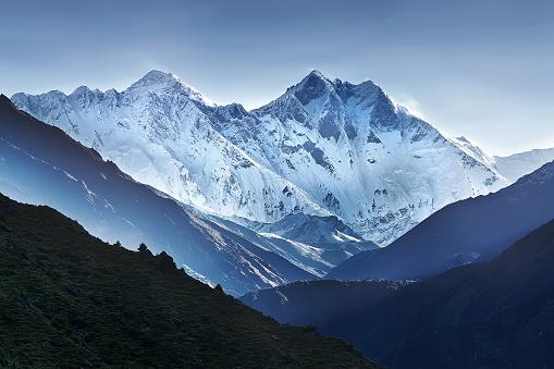 Mountain Peak「Himalaya mountain range, Nepal」:スマホ壁紙(16)