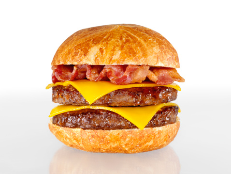 Bacon Cheeseburger「Bacon Double Cheeseburger」:スマホ壁紙(14)
