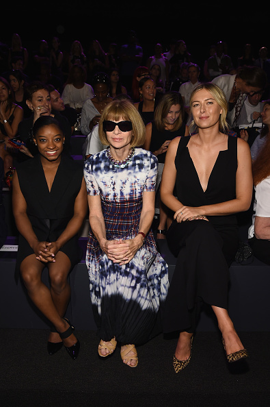 Black Jumpsuit「Vera Wang Collection - Front Row - September 2016 - New York Fashion Week: The Shows」:写真・画像(7)[壁紙.com]