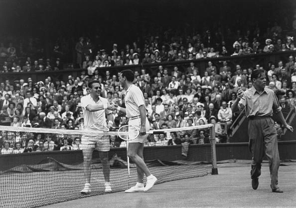 Three Quarter Length「Wimbledon Lawn Tennis Championship」:写真・画像(12)[壁紙.com]