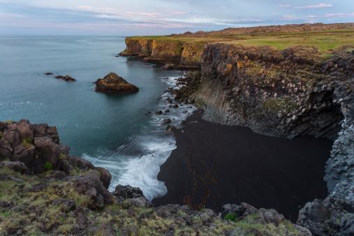 Arnarstapi「West Iceland, Vesturland, Iceland」:スマホ壁紙(18)