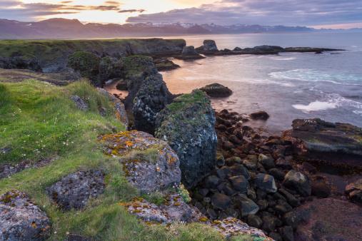 Arnarstapi「West Iceland, Vesturland, Iceland」:スマホ壁紙(16)