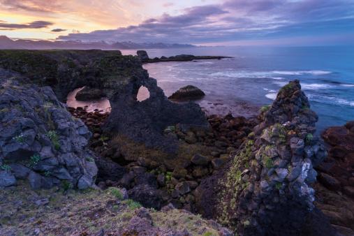 Arnarstapi「West Iceland, Vesturland, Iceland」:スマホ壁紙(19)