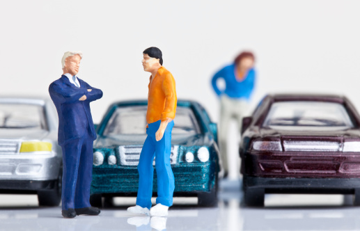 Figurine「Car sales」:スマホ壁紙(18)