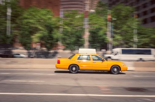 Taxi「Taxi on new york city」:スマホ壁紙(8)