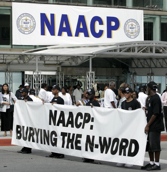 "NAACP「NAACP Holds Mock Funeral To Bury The ""N-Word""」:写真・画像(9)[壁紙.com]"
