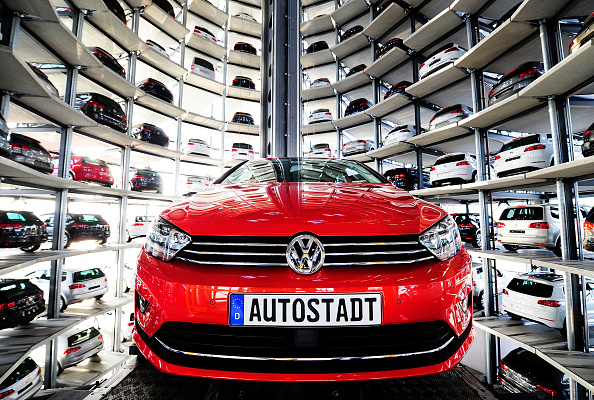 Volkswagen「Volkswagen To Announce Annual Results」:写真・画像(5)[壁紙.com]