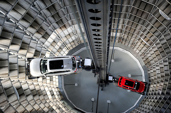 Wolfsburg - Lower Saxony「Volkswagen To Announce Annual Results」:写真・画像(19)[壁紙.com]