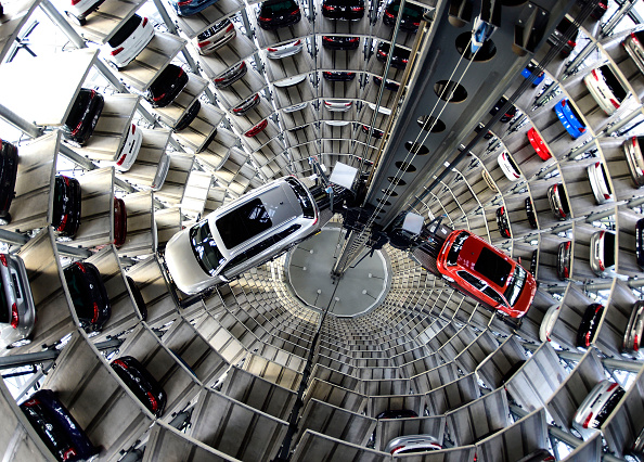 Car「Volkswagen To Announce Annual Results」:写真・画像(19)[壁紙.com]