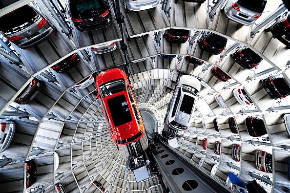 Volkswagen Autostadt「Volkswagen To Announce Annual Results」:写真・画像(14)[壁紙.com]