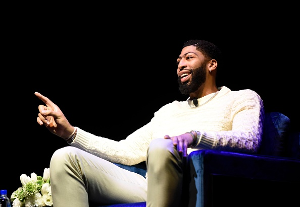 Event「First Entertainment x Los Angeles Lakers and Anthony Davis Partnership Launch Event, March 4 in Los Angeles」:写真・画像(15)[壁紙.com]