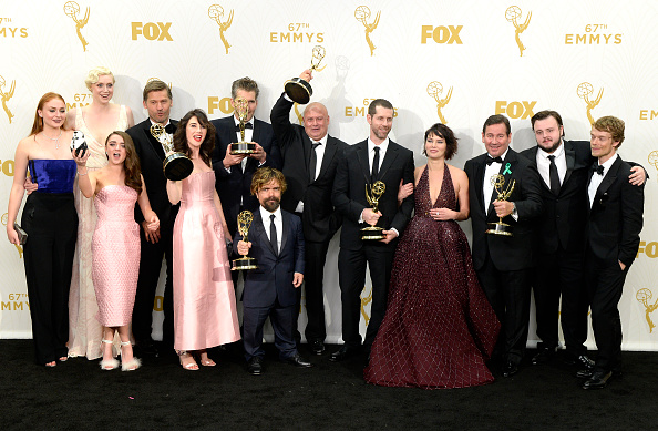 エミー賞「67th Annual Primetime Emmy Awards - Press Room」:写真・画像(13)[壁紙.com]