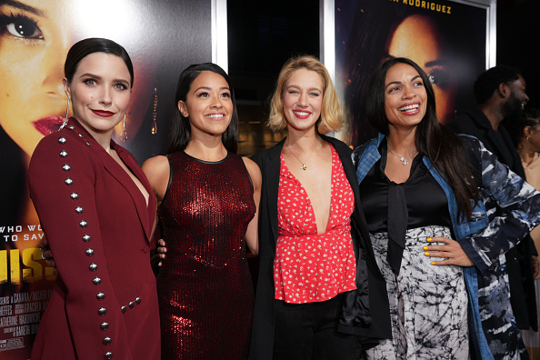 "Film Premiere「Premiere Of Columbia Pictures' ""Miss Bala"" - Red Carpet」:写真・画像(18)[壁紙.com]"