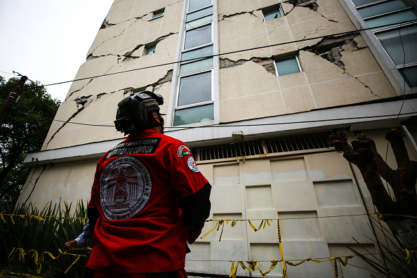 Mexico「Magnitude 7.5 Earthquake Hits Mexico City」:写真・画像(6)[壁紙.com]