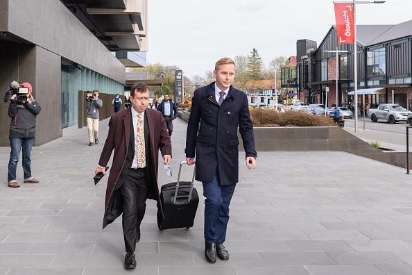 Shane Cameron「Pre-Trial Hearing For Christchurch Terror Attacker」:写真・画像(11)[壁紙.com]