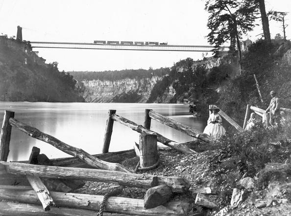 North America「Niagara Bridge」:写真・画像(1)[壁紙.com]