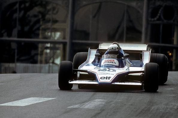 自動車「Didier Pironi, Grand Prix of Monaco」:写真・画像(8)[壁紙.com]