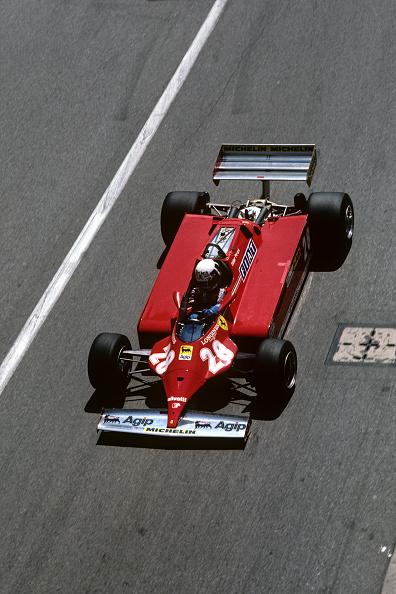 自動車「Didier Pironi, Grand Prix of Monaco」:写真・画像(13)[壁紙.com]