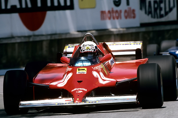自動車「Didier Pironi, Grand Prix of Monaco」:写真・画像(14)[壁紙.com]