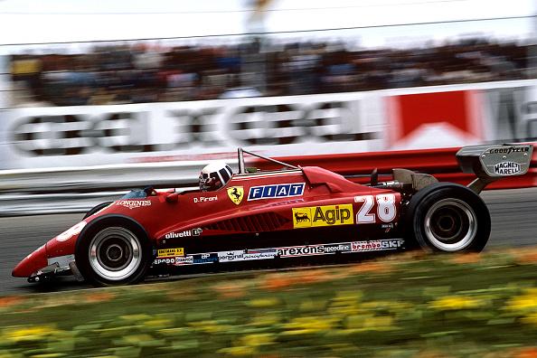 自動車「Didier Pironi, Grand Prix of the Netherlands」:写真・画像(7)[壁紙.com]
