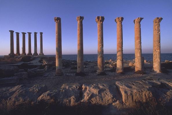 静かな情景「Libya's Mediterranean Archeological Treasures」:写真・画像(12)[壁紙.com]