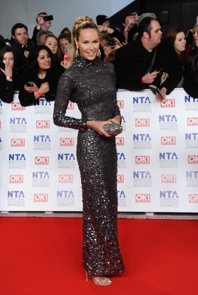 Gray Dress「National Television Awards 2012 - Arrivals」:写真・画像(1)[壁紙.com]