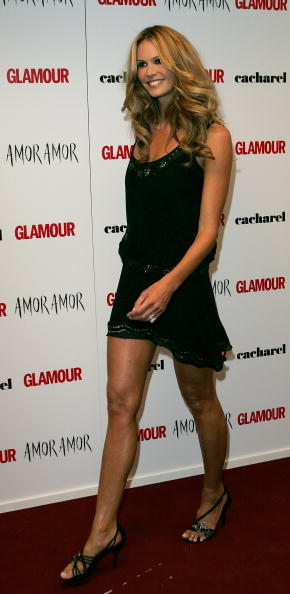 Curly Hair「Glamour Women Of The Year Awards - Arrivals」:写真・画像(16)[壁紙.com]