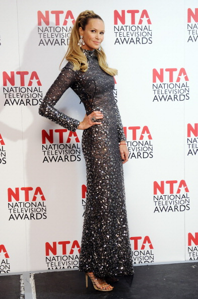 Long Dress「National Television Awards 2012 - Press Room」:写真・画像(19)[壁紙.com]