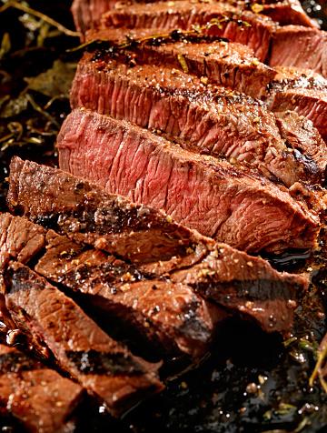 Juicy「Medium Rare Steak」:スマホ壁紙(16)