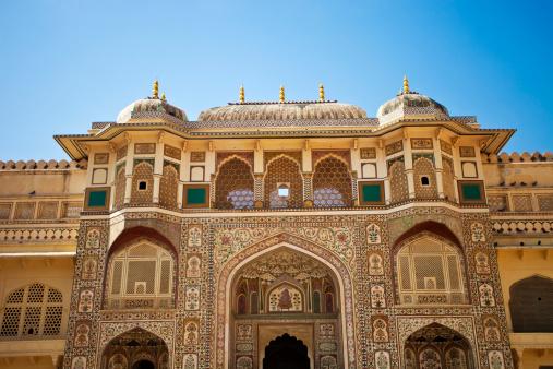 Fort「Amber Fort Near Jaipur, India」:スマホ壁紙(18)