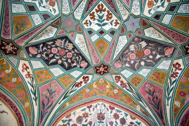 Amber Fort, Jaipur, Rajasthan, India:スマホ壁紙(壁紙.com)