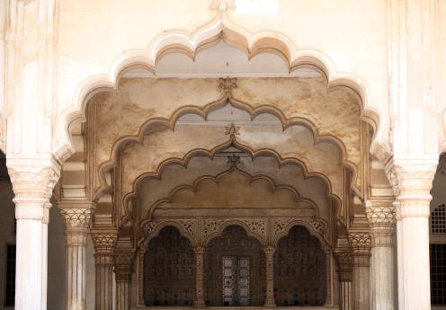 Rajasthan「Amber Fort near Jaipur in Rajasthan state, India.」:スマホ壁紙(10)