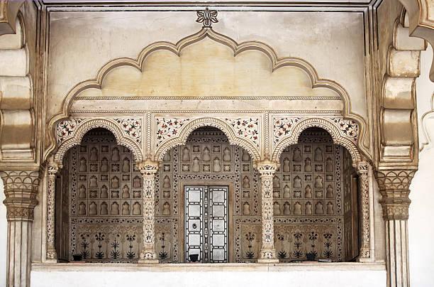 Amber Fort near Jaipur in Rajasthan state, India.:スマホ壁紙(壁紙.com)