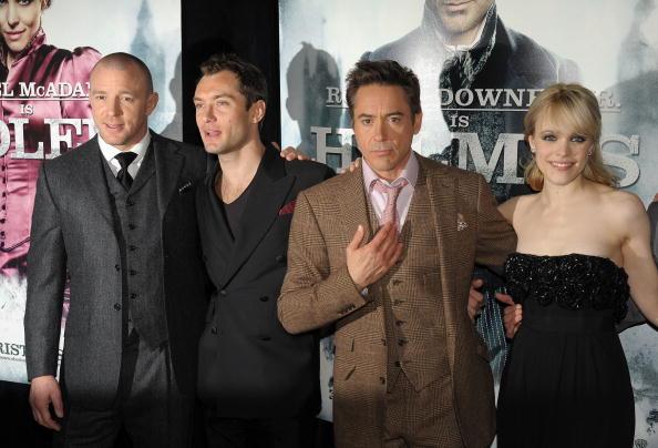 "Movie「Premiere Of ""Sherlock Holmes"" -Arrivals」:写真・画像(9)[壁紙.com]"
