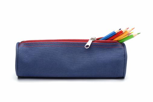 Pencil「pencil case with color pencils」:スマホ壁紙(16)