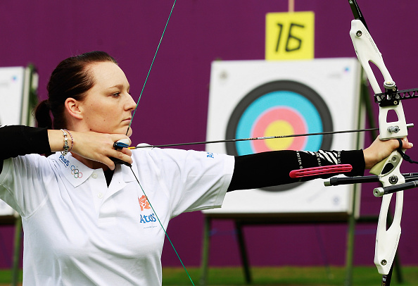 2012 Summer Olympics - London「London Archery Classic for Atos」:写真・画像(15)[壁紙.com]