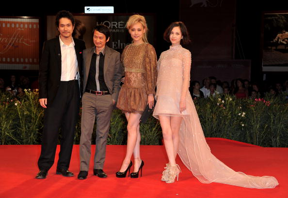 Kiko Mizuhara「Norwegian Wood - Premiere:67th Venice Film Festival」:写真・画像(9)[壁紙.com]