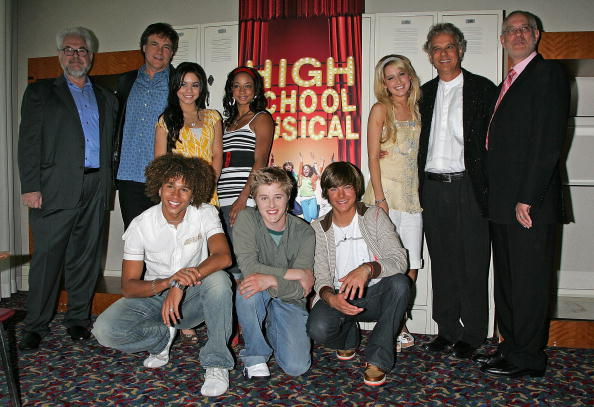 """High School Musical「Q & A Session With The Cast Of """"High School Musical""""」:写真・画像(0)[壁紙.com]"""