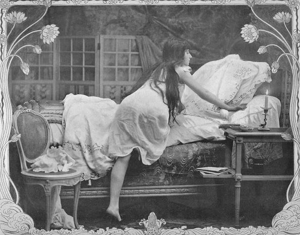 Bedroom「Lheureuse Escalade,」:写真・画像(14)[壁紙.com]
